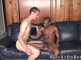 Dylan Woods Takes His First Black Dick
