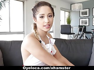 Oyeloca - Mexican Cutie Has A Cum Filled Fiesta