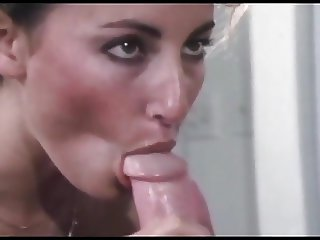 A classy and classic bj in slo-mo