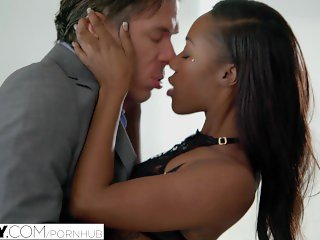 TUSHY First Anal For Hot Actress Chanell Heart