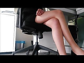 Legs Under Table