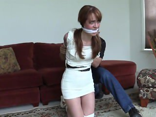 I'll Be Bound And Gagged When You Get Here