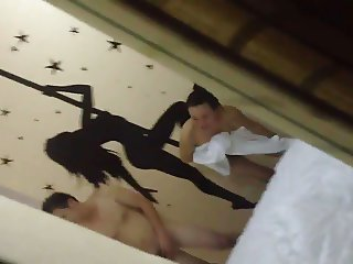 Chinese hotel spy (voyeur busted)