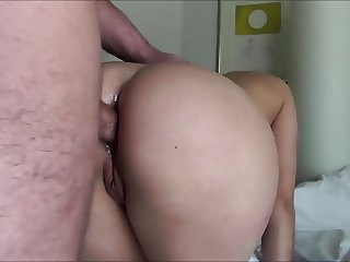 hot ass - lubed and decently fucked