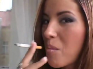 Sweet Babe Angel Dark smoking