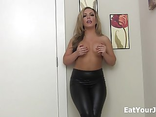 Rub one out for sexy Alura Jenson...