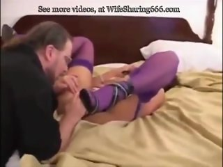 Real Orgasm for My Wife with Dick in Pussy