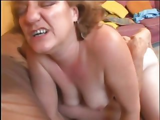 granny is ready to fuck
