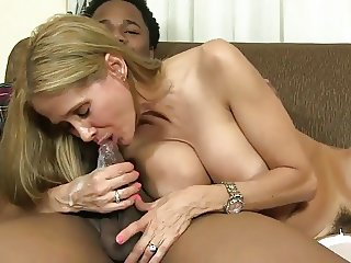 Hotwife Auditioning Young Stud (IR version)