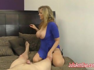 Julia Ann The Milf Muff