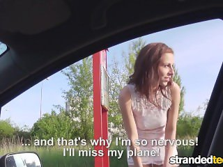 StrandedTeens - Antonia Sainz - Leggy Babe Gets Fucked