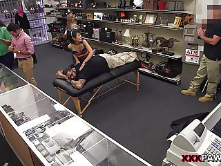 Delightful Asian Massage - XXX Pawn