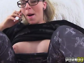 girl talking with her sister during sex