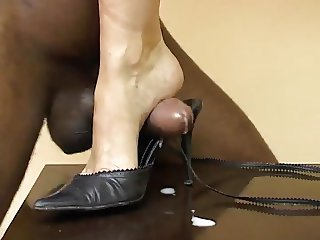 Foot,legjob cum compilation