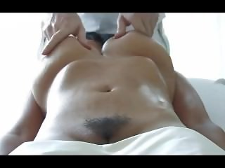 Massage for milf with big boobs