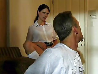 SB3 Horny Teen Is Determined To Fuck Her Friends Dad !
