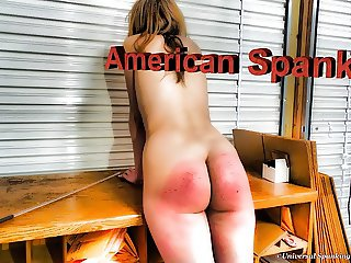 American Spankers (Real and Hard Spanking!)