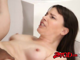 Dana DeArmond Getting Pounded