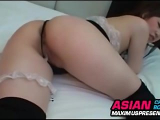 Doggystyle Asian Creampie