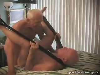 Sexy GreyFuck Lounge Action