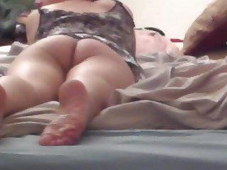 Homemadel : ass massage and anal plug required