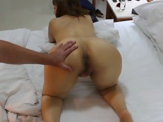 WHORE MILF Lets Me Use Her and Spunk Over Her