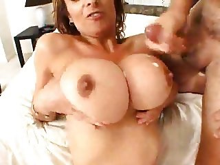 Big Tits Redhead mature fucked in the Ass