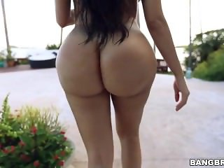Huge ass Lela Star bouncing on a hard cock HD