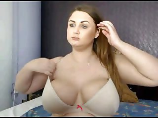 angel face Kimy with huge boobs