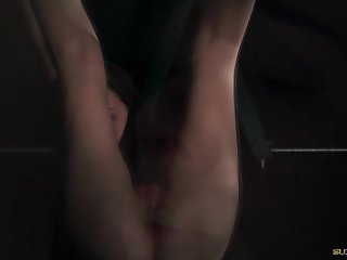 Bondage Pain And Suffering For Teen Slave In BDSM Porn