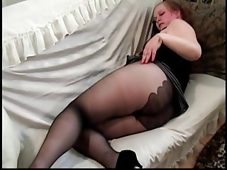 Athina amp henessy in pantyhose 5