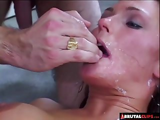 BrutalClips - Venus Gets Her Anus and Pussy Destroyed