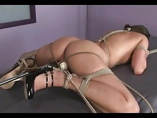Orgasm In Bondage