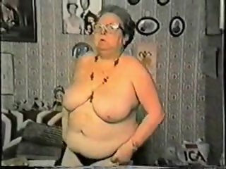 My granny is a whore amateur mature