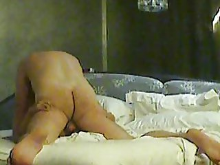 Quick fuck with Thai slut