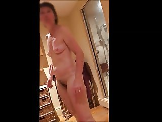 chatting to full frontal naked milf