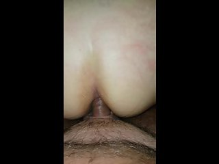 I fuck my wife in the ass