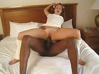 BLACK BIG DICK COCK DESTROY WHITE SLUT PUSSY