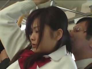Obscene in school bus