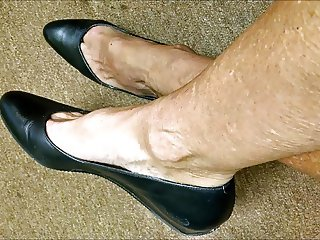 mature foot shoe fetish sept 2016