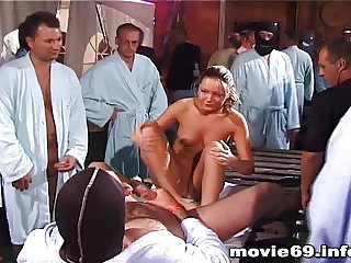 Gangbang Party with Nicole and Dany