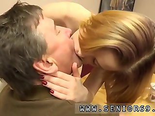 Mompov old and gangbang Sofia thinks Woody