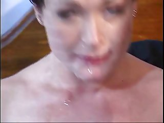 Working girl gets double team fucked
