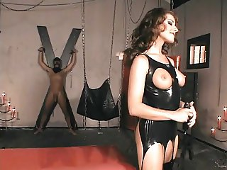 Sexy diva getting pussy banged