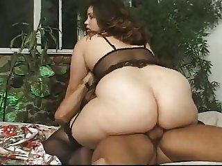 Chubby babe gets fucked