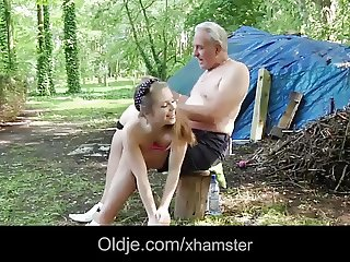 Old dad ass spanked not step daughter fucked hard