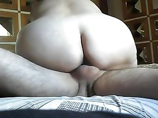 Mature BBW fucked and Creampied
