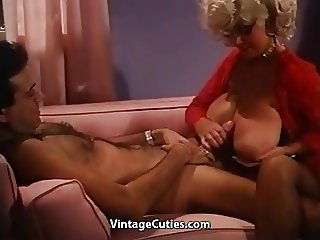 Old Woman Found a Young Rich Boy (1970s Vintage)