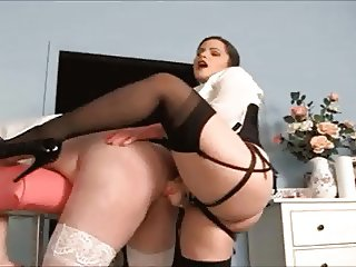 SissyToy Loses His Virginity