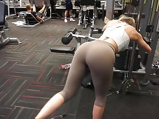 yes!!! fitness hot ASS hot CAMELTOE 56